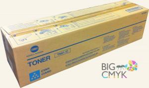 Тонер голубой TN-613C Konica-Minolta bizhub C552/C652
