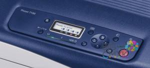 Панель (консоль) управления в сборе Xerox Phaser 7100