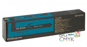 Тонер-картридж голубой TK-8705C Kyocera TASKalfa 6550ci/7550ci