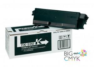 Тонер-картридж черный TK-590K Kyocera FS-C5250DN/C2026/2126/2526/2626MFP/P6026CDN