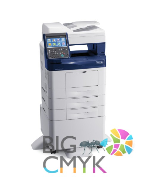 Xerox WorkCentre 3655X - 2