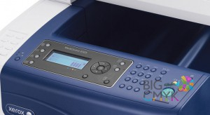 Панель управления Xerox WC 6505