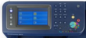 Панель управления в сборе Xerox WorkCentre 3615