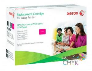 Картридж пурпурный для HP LaserJet  (13,5K) 5500/5550 (C9733A)