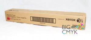 Тонер-картридж малиновый Xerox Color C60/C70