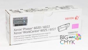 Тонер-картридж пурпурный (1K) Xerox Phaser 6020/6022 WC 6025/6027
