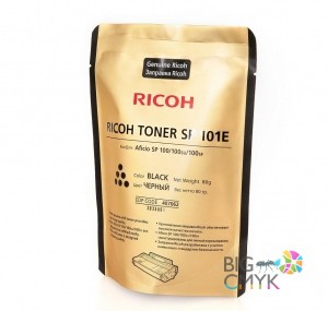 Тонер для заправки SP 101E для Ricoh Aficio SP 100/100SU/100SF/200N/200S/202SN/203SF/203SFN/SP 111/111SU/111SF