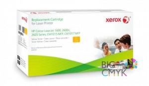 Картридж желтый Q6002A для HP (3K) 1600/2600/2605/CM1015/1017