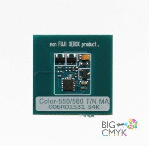 Чип пурпурный (32K) Xerox Color 550/560/570