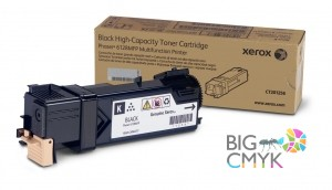 Тонер черный (3,1K) Xerox Phaser 6128 MFP