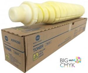 Тонер желтый TN-619Y Konica-Minolta C1060/C1070/C1070P