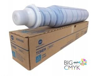 Тонер голубой TN-619C Konica-Minolta C1060/C1070/C1070P