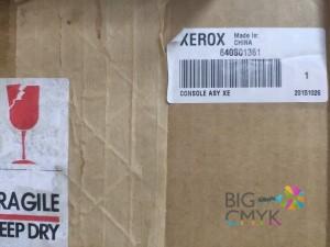 Панель управления в сборе Xerox WC 7525/7530/7535/7545/7556