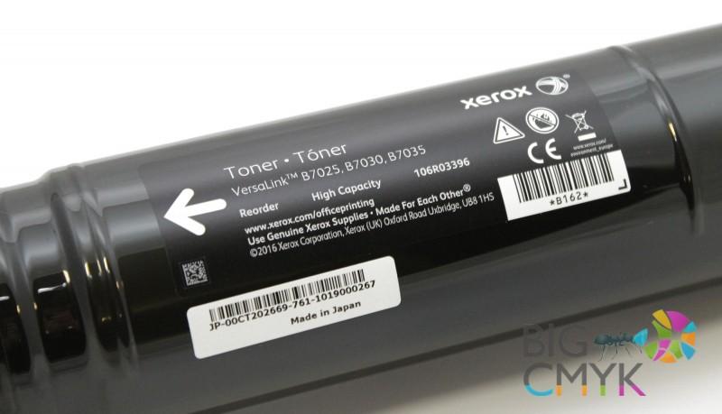 Тонер-картридж высокой емкости (31K) Xerox VersaLink B7025/7030/7035