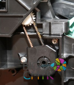 Ремень и шестерня привода фьюзера Xerox WC 5016/5020