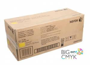 Тонер желтый матовый Xerox iGen 4/5/150