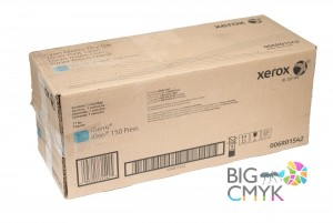 Тонер синий матовый Xerox iGen 4/5/150