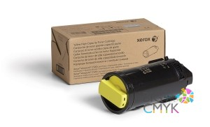 Тонер-картридж желтый (9K) Xerox VersaLink C500/C505