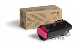 Тонер-картридж пурпурный (16,8K) Xerox VersaLink C605