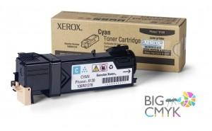Тонер голубой (1,9K) Xerox Phaser 6130