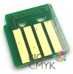 Чип 106R04056 для тонер-картриджа желтого (16,5K) Xerox VersaLink C8000